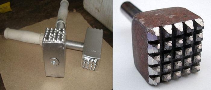 Бучарда-инструмент скульптора? А как же строительство?