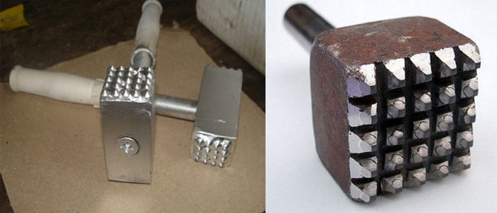 Бучарда-молоток скульптора. А как же строительство?