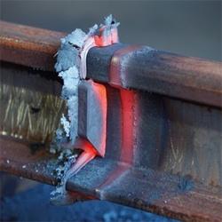 термитная сварка рельсов