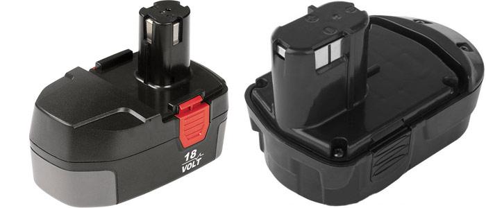Литий-ионные аккумуляторы для шуруповертов