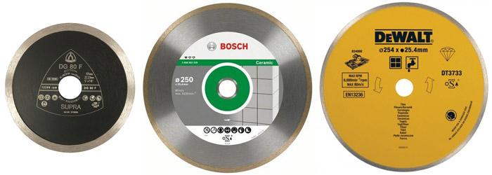 алмазный сегментный диск