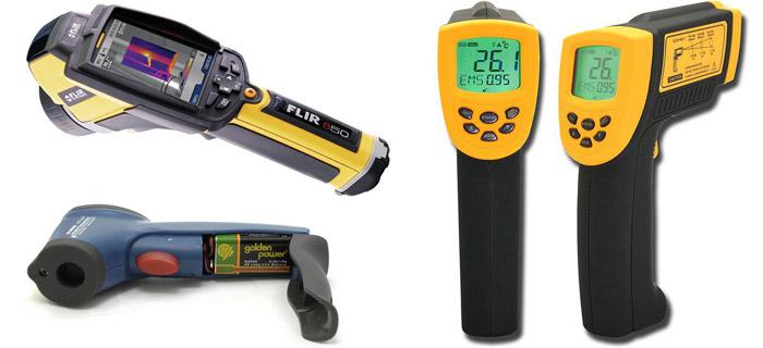 Пирометры для измерения температуры бесконтактным методом