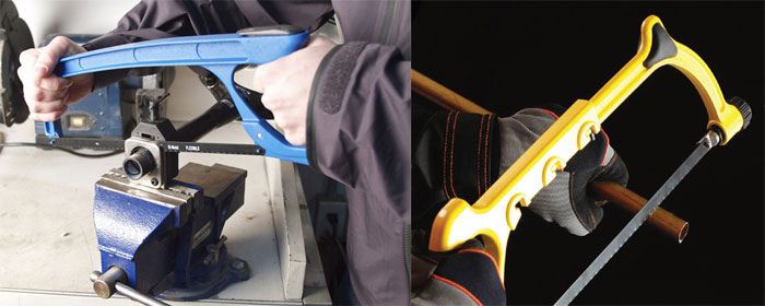 ручная ножовка по металлу