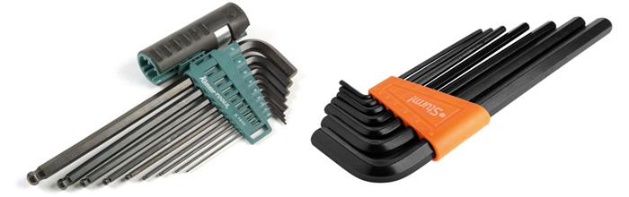 Имбусовый ключ — особенности, применение, размерный ряд