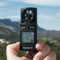 анемометр это прибор для измерения