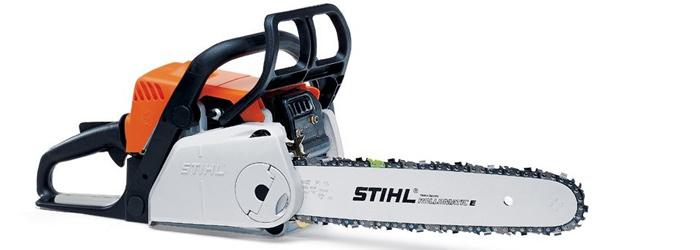 марка STIHL MS 180