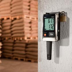 электронный термогигрометр температуры и влажности