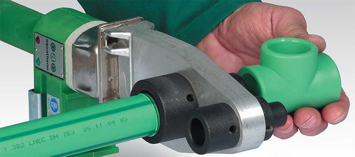 Утюг для пайки полипропиленовых труб. Цена и советы экспертов