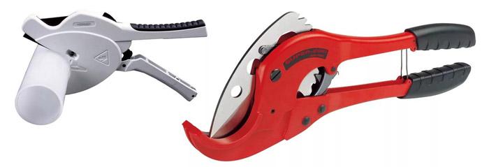ножницы для резки полипропиленовых труб