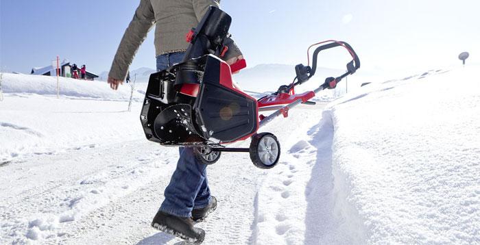 гусеничный снегоуборщик хускварна