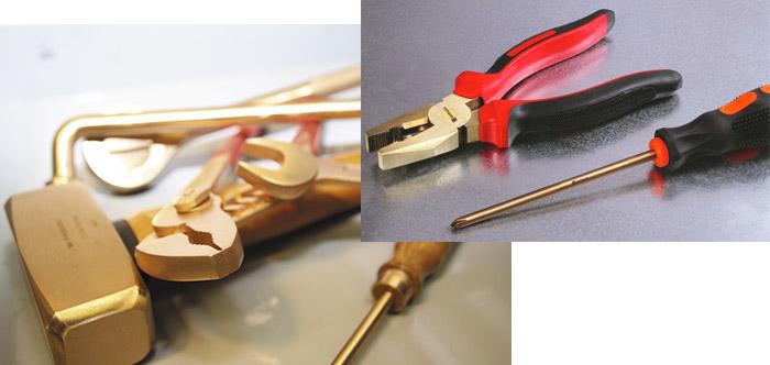 искробезопасные гаечные ключи