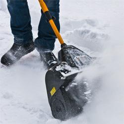 электролопата для снега