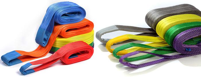 грузоподъёмность текстильных строп