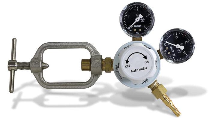 Ацетиленовый редуктор. Укрощаем опасный газ