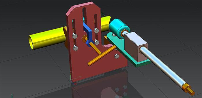 Торцеватель для металлических и полипропиленовых труб