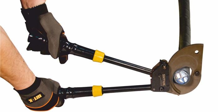 ножницы для резки бронированного кабеля