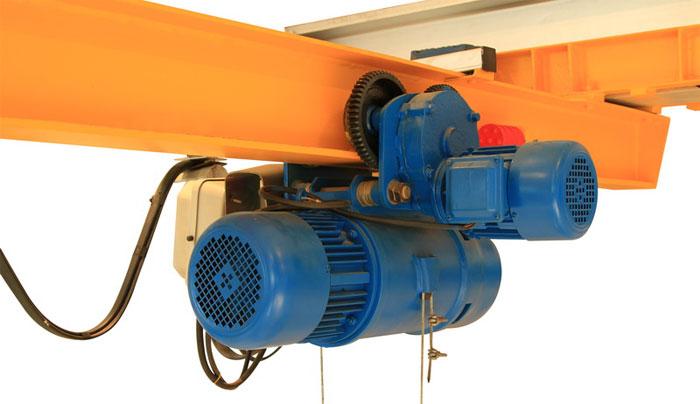 болгарский электротельфер 500 кг