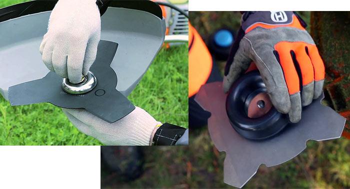 сменные ножи для триммера