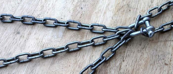 Соединитель цепи. Делаем цепи длиннее