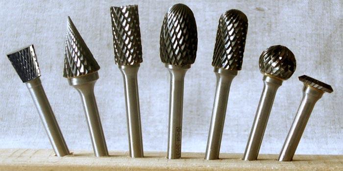 твердосплавные борфрезы по металлу