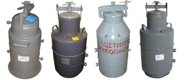 Ацетиленовый генератор. Устройство и требования к размещению