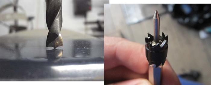 свёрла для сверления точечной сварки