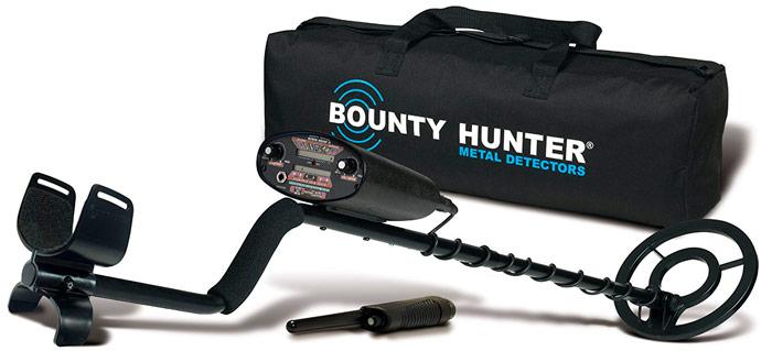 металлоискатель bounty