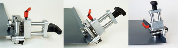 Ручной листогиб. Дорабатываем лист металла до нужных форм
