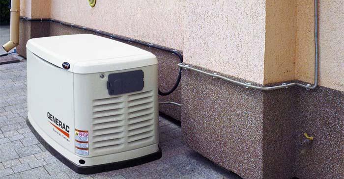 Газовый генератор для дома с автозапуском. Цена и устройство