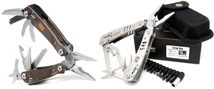 Нож-мультитул. Обзор самого универсального инструмента