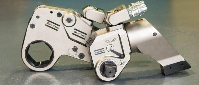 кассетный гидравлический гайковёрт