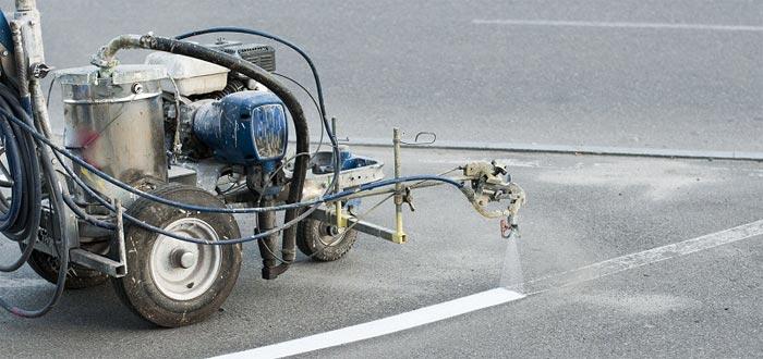 дорожно-разметочная машина hyvst