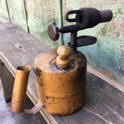 паяльная лампа бензиновая