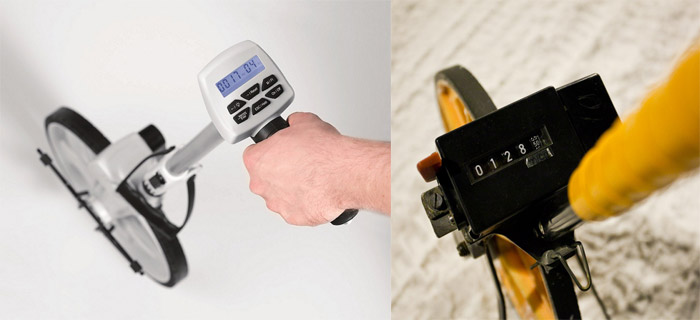 Как называется прибор для измерения расстояния