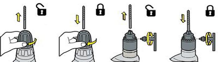 Чем отличается ударная дрель от перфоратора