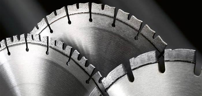 Как устроен алмазный диск?