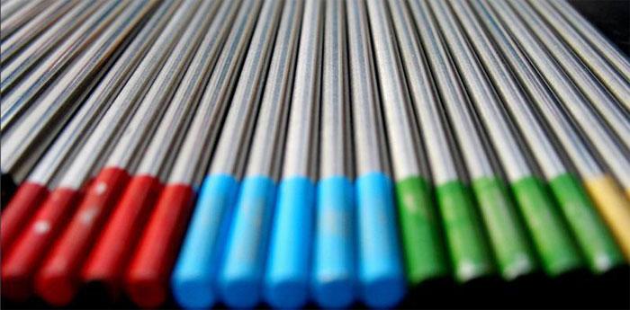 электроды для аргонодуговой сварки