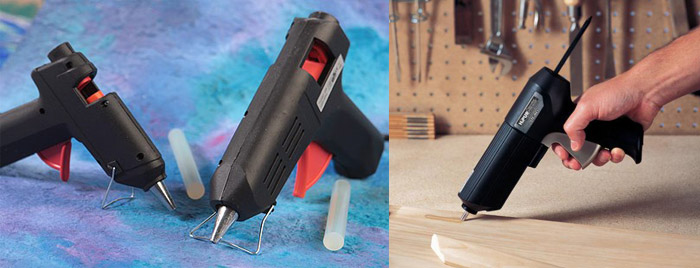 Пластик для клеевого пистолета