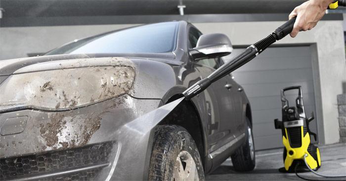 Моющее средство керхер для машин