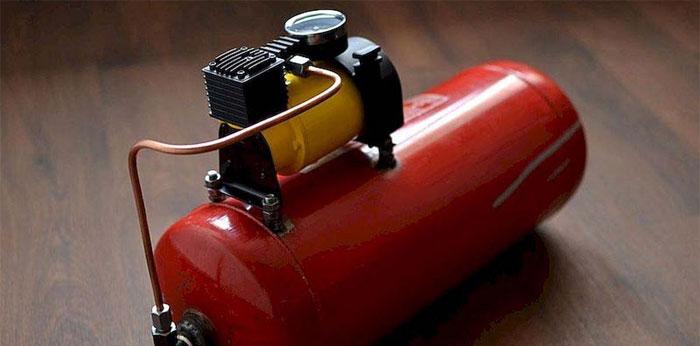 ресивер для компрессора