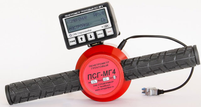 пенетрометр грунта
