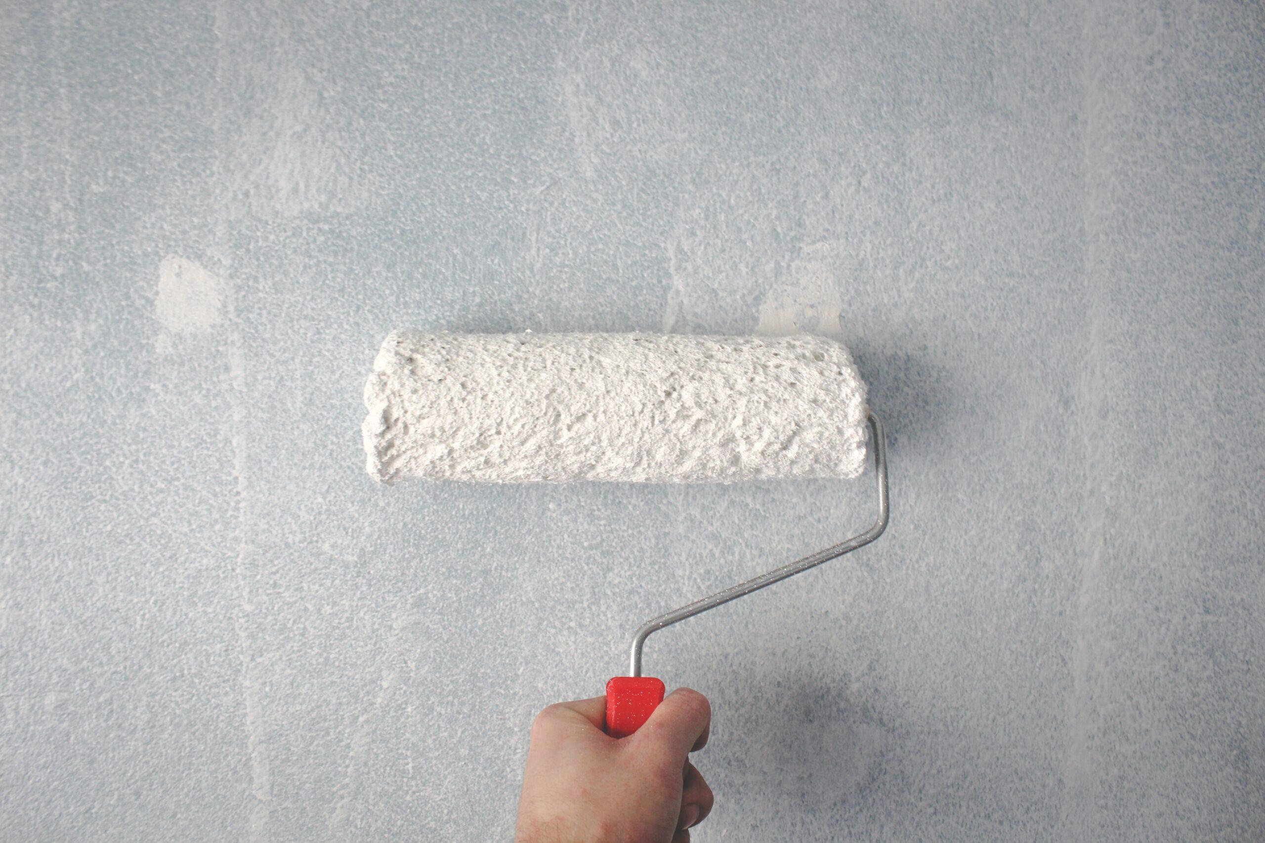 краска для потолка, выбор краски